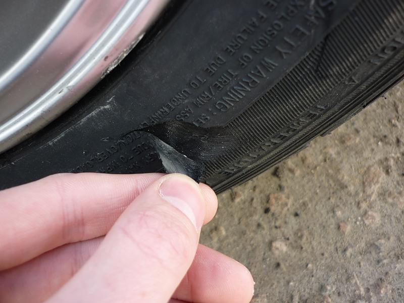 ремонт боковых порезов в Химках